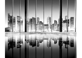 城市灯都市风景看法大厦概念_2791852