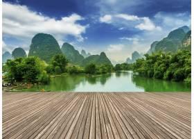蓝山着名旅游风景丽江_1251104