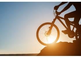 旅行骑自行车山度假生活_1088182