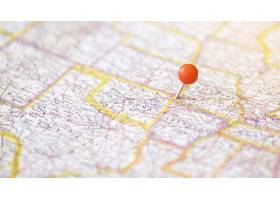散焦的复杂地图与精确点_5012886