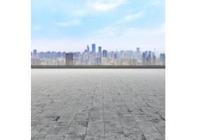 景观建筑未来派天际线办公室东方_1244236
