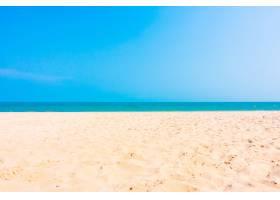 沙子在海灘上_3816680
