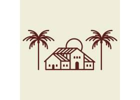 Villa Logo商业公司身份图_16326964