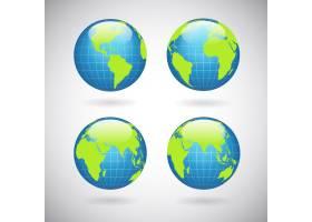 地球地球图标集_4556841
