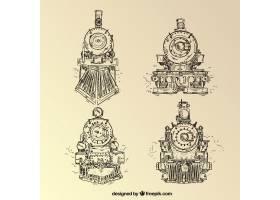机车手绘设计_1112970