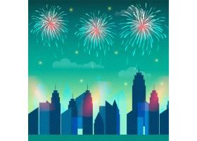 节日建筑自由创意城市景观_1122257