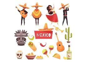 墨西哥元素集_5970756