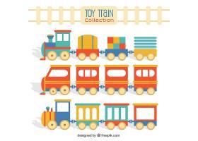 平的玩具火车包_1111329