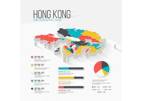香港地图信息图表_12300023