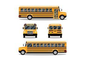校车运输和车辆运输旅游汽车_10600688