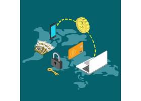 Bitcoin安全全球支付金钱转移平_12249783
