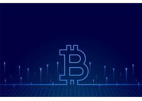 虚拟金钱加密货币比特币技术背景_12686026