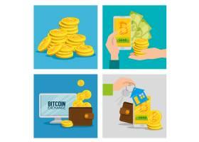 设置电子比特币货币以兑换金钱_5602172