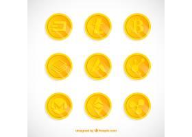 加密货币的收集_2122663