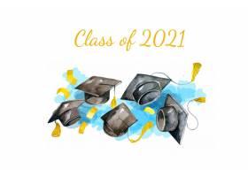 手绘水彩课程为2021例证_13817978