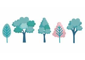 设置树森林图标_5825520