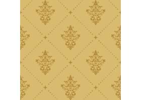贵族巴洛克式壁纸图案维多利亚时代复古无_11058809