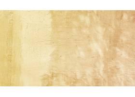 金属黄色被绘的表面纹理背景_14689245