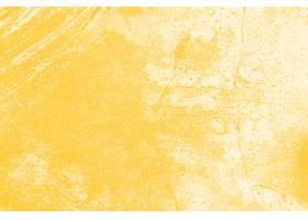 黄色困厄的墙壁纹理背景_4390944