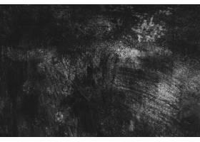 黑色被绘的墙壁纹理背景_3475705