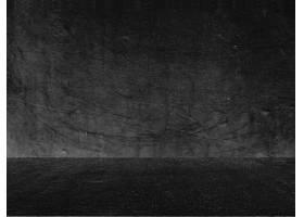 老黑背景垃圾纹理暗壁纸黑板黑板混凝_10173428