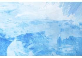 蓝色刷子冲程织地不很细背景_15440602