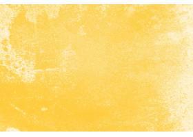 困厄的黄色墙壁纹理背景_4390946