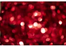 圣诞节光红色背景_10765832