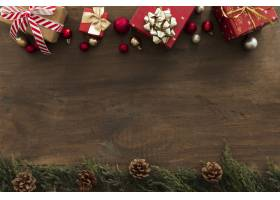 圣诞节礼物盒有小物品_3337012