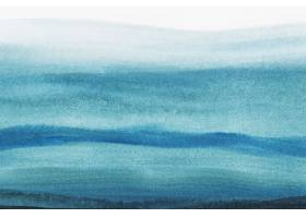 ombre蓝色水彩背景抽象样式_16012070