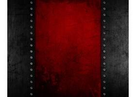 与红色困厄的纹理的难看的东西金属背景_5493171