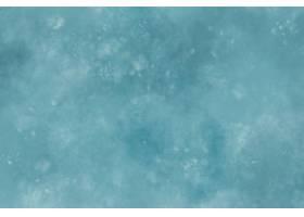 蓝色水彩背景_12022850
