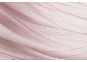 粉红色的雪纺织物纹理背景_16483914
