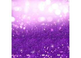 紫色闪烁圣诞节背景_955164