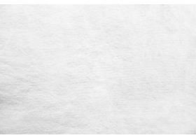 白色布料织品纹理背景_4390948