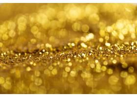 发光的金色闪闪发光_1427686