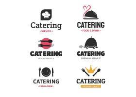 平面餐饮徽标模板集合_16144697