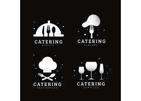 平面餐饮徽标模板集合_16144700