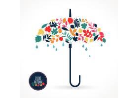 伞的传染媒介例证_903084