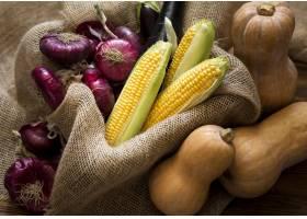 美味秋季蔬菜的安排_9851387