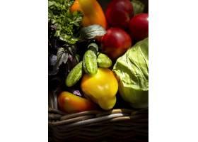 新鲜蔬菜的秋季安排_9851330