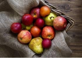 各种各样的美味新鲜水果_9859180