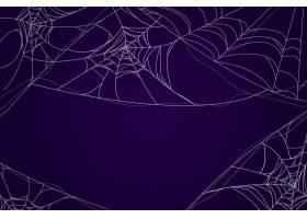万圣节蜘蛛网壁纸主题