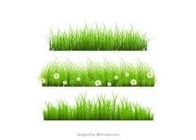 三个现实草边界的集合