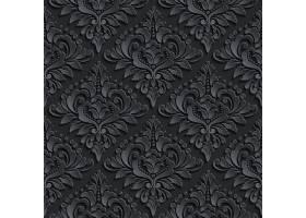 黑暗的锦缎无缝的样式背景壁纸优雅的豪华