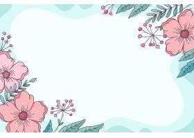 花卉背景设计_13405383