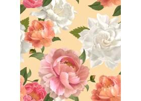 牡丹图案壁纸