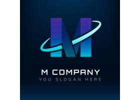 字母m标志